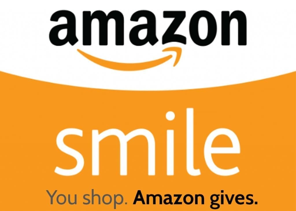 Support us by shopping Amazon Smile!